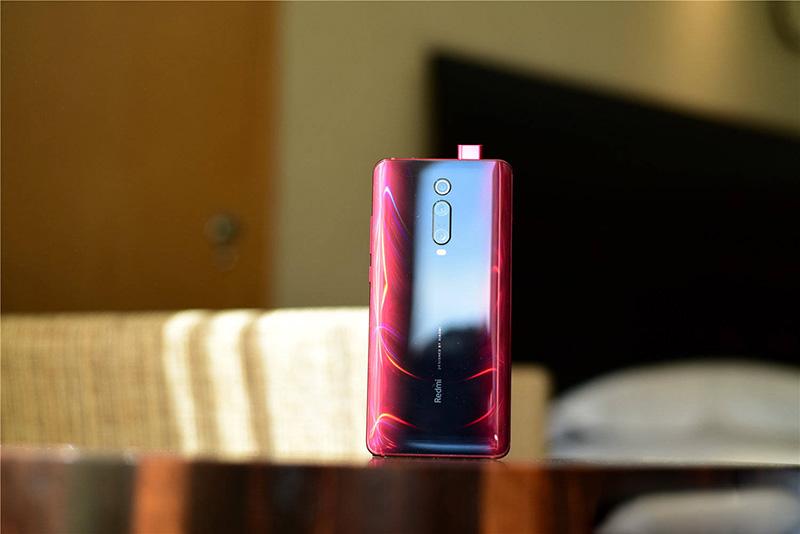 Camera sau của điện thoại Xiaomi Redmi K20 Pro chính hãng