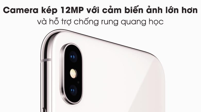 Apple iPhone X và camera kép cải tiến tích hợp Animoji