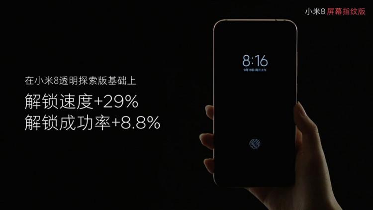 Xiaomi Mi 8 Pro Ram 6GB 128GB